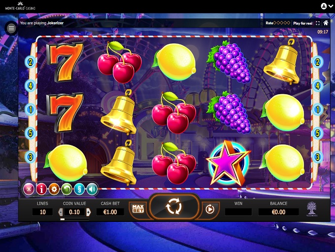 Online Casino Monte Carlo