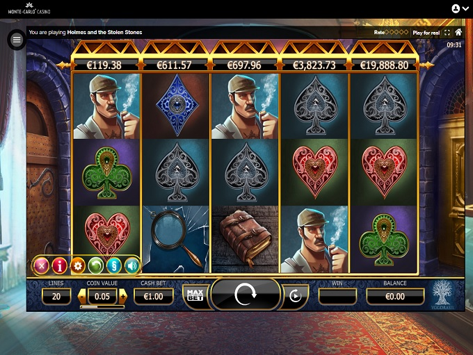 monte carlo online casino review