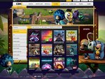 CBM Casino Home Page