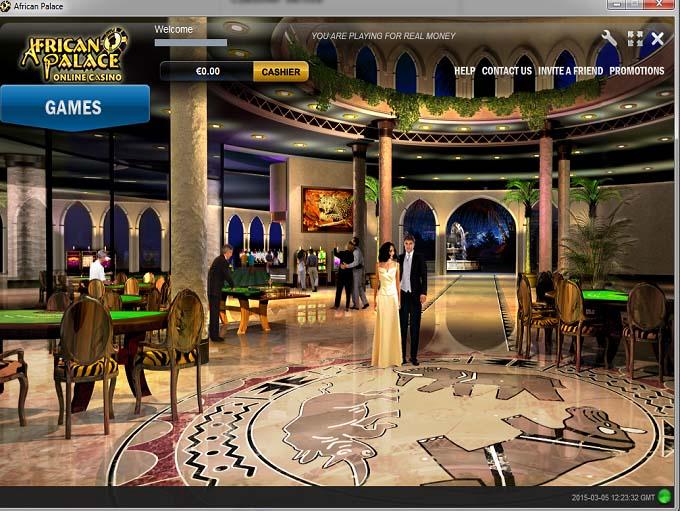 African Palace Casino Recent bonuses