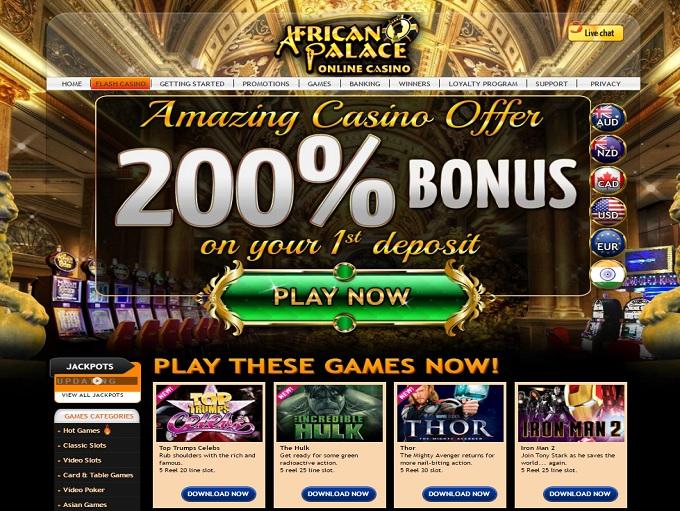 Africa casino online