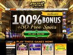 African Palace Casino Home Page