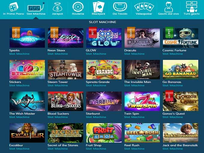 new online casino start online casino