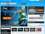 PlayHippo Home Page