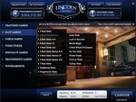 Lincoln Casino Home Page