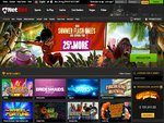 NetBet Casino Home Page