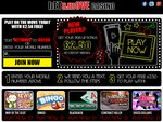 Bet&Move Casino Home Page