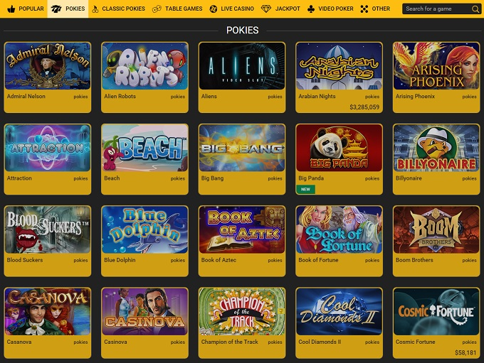 all australian online casino