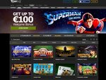 Titanbet Casino Home Page