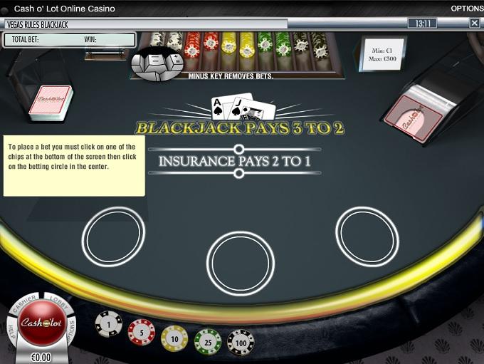 Cash o Lot Casino Review