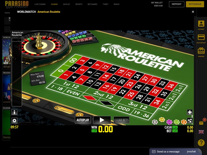 Parasino Casino