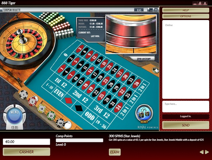 Bookie gambling