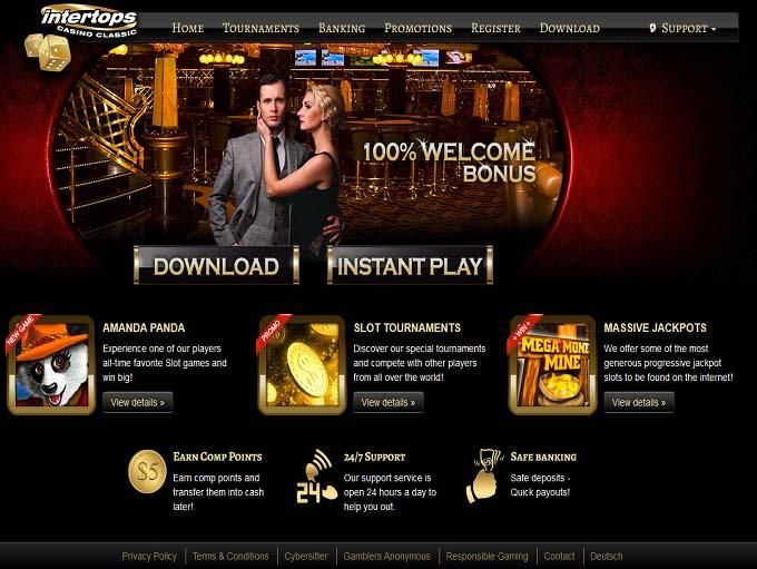 online casino test classic casino