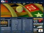 iNetBet Euro Home Page