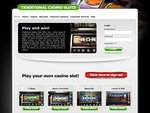 Traditional Casino Slots Home Page