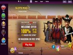 Slots Magic Home Page