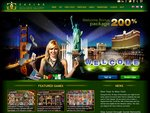 Casino Golden Glory Home Page