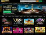 EuroGrand Casino Home Page