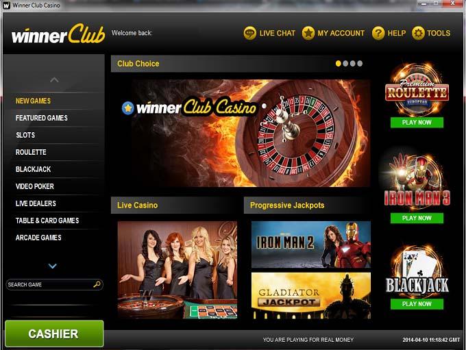 online casino winner free