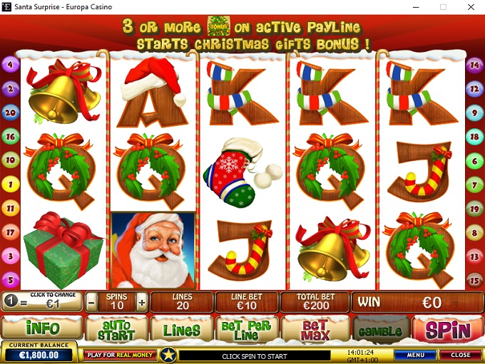 Europa Casino Online Free