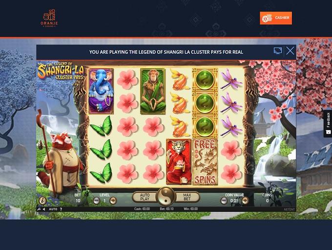 online roulette oranje casino