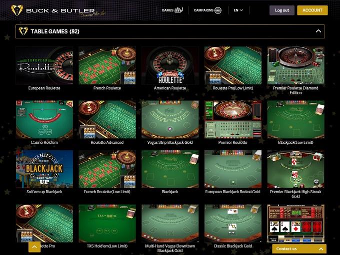 Gala casino mobile
