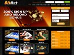 BitBet Home Page