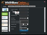 WinTrillions Casino Bank