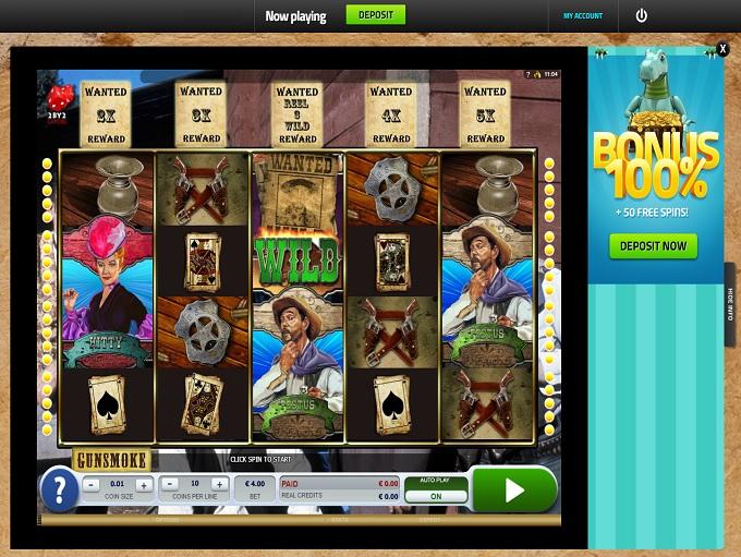 luckydino casino review