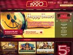 Casino 1920 Home Page