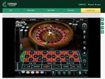 Cresus Casino Home Page