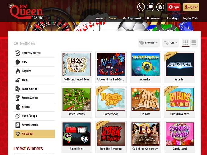 online casino review spiele queen