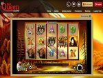 Red Queen Casino Home Page