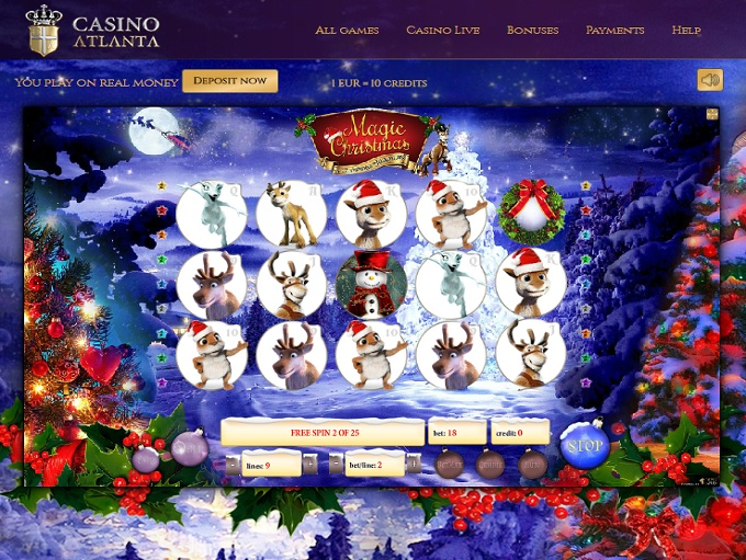 casino atlanta no deposit code