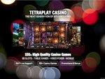 Tetraplay Casino Home Page