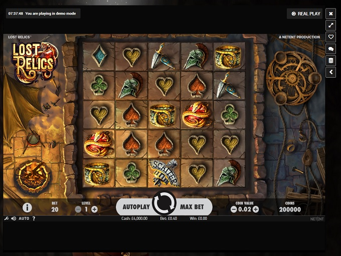 Golden Palace Casino Online Reviews