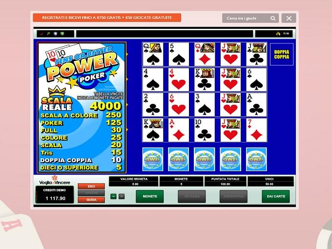 Voglia di Vincere Casino Review – User Reviews