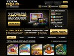 Total Gold Home Page