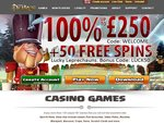 Casino Dukes Home Page