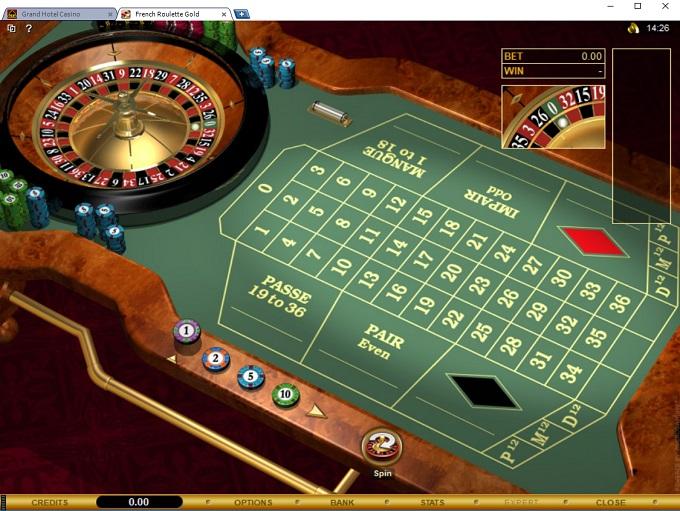 Grand Hotel Online Casino
