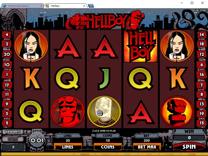 casino city online casino spiele free