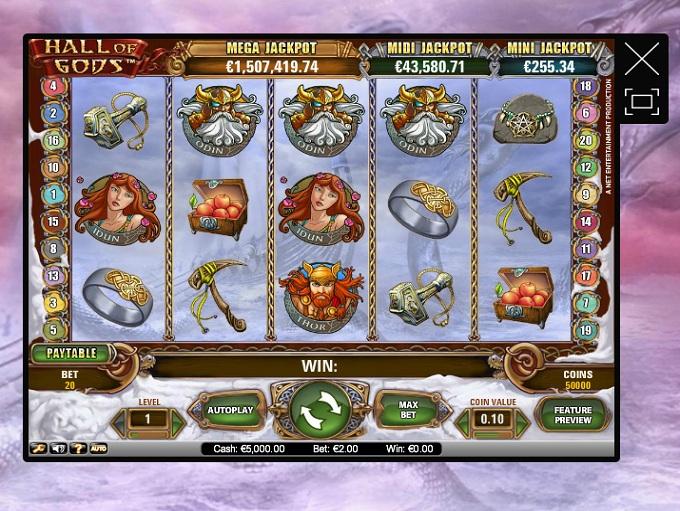 chancen online casino