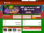 Mr Star Casino Home Page