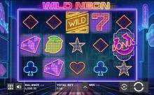 Wild Neon by Push Gaming