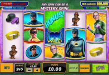 Batman & The Riddlers Riches by Playtech