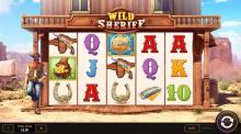 Wild Sheriff by Cayetano