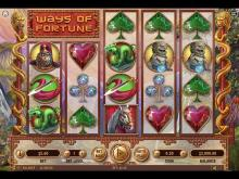 Ways Of Fortune by Habanero Systems