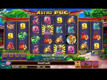 Astro Pug by lightningboxgames