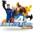 Fantastic Four - 50 Lines by Playtech