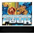 Fantastic Four by Random Logic